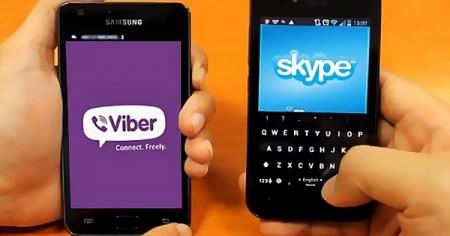¿Porqué los usuarios eligen Viber en lugar de Skype?